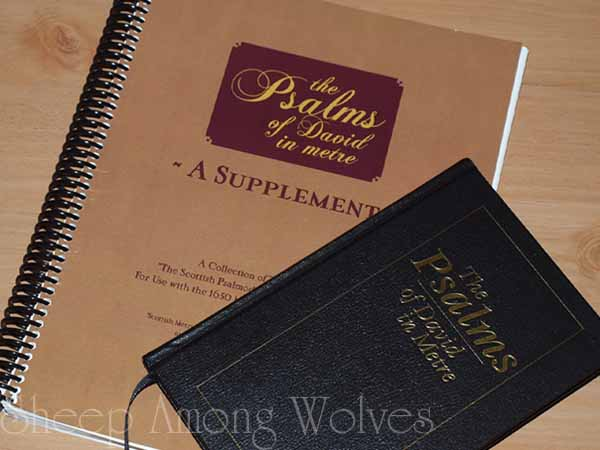 Psalter and Supplement