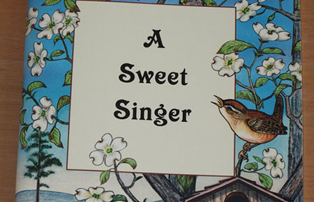 A Sweet Singer – Book Review