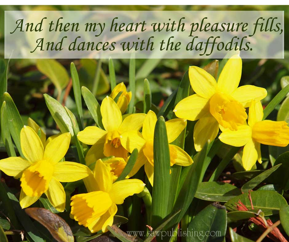 "daffodils by william wordsworth A summary of ""i wandered lonely as a cloud"" in william wordsworth's wordsworth's poetry learn exactly what happened in this chapter, scene, or section of wordsworth's poetry and what it means perfect for acing essays, tests, and quizzes, as well as for writing lesson plans."