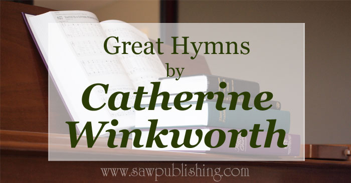 Catherine Winkworth has contributed over one hundred hymns to the Christian hymnal. Her work in making German hymns available in English has allowed us to have access to many great hymns of past centuries which would be otherwise beyond our reach.
