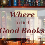 Looking for Godly literature? We have found several sources of good books that you might be interested in exploring further.
