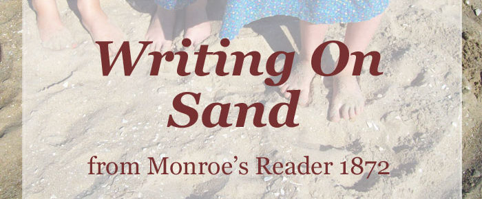 "5 Reasons Why ""Writing On Sand"" Is One of The Best Poems In Its Class"