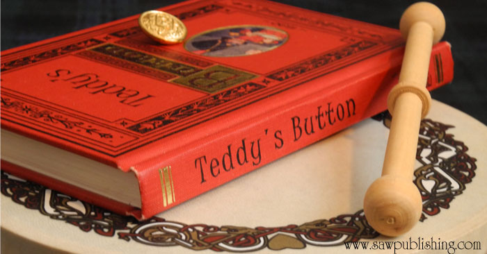 Have you ever re-read a book and been sorely disappointed in it the second time round?  This is exactly what happened to me when I read Teddy's Button.