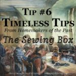 Timeless-Tip-#6 The Sewing Box