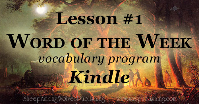 The Word Of The Week Lesson #1 takes a look at Proverbs 26:21 and Isaiah 43:2 as we explore the meaning of the word KINDLE