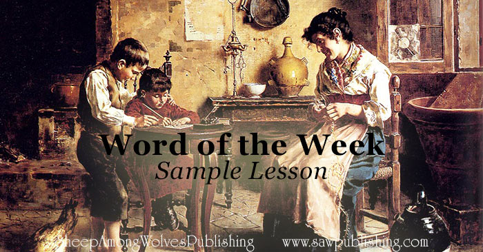 Are you looking for a fun & easy way to stimulate your child's vocabulary? Our Word of the Week sample lesson will demonstrate why WOW is the way to go.