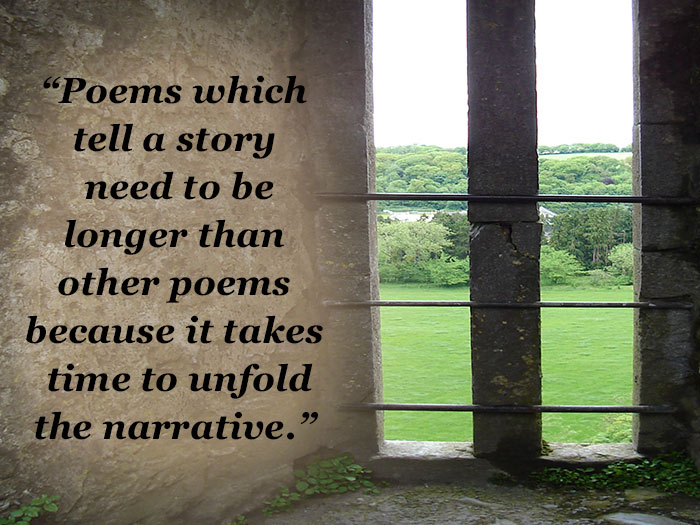 Like other rules, a word limit on poetry will be most helpful if you understand the reason behind it.