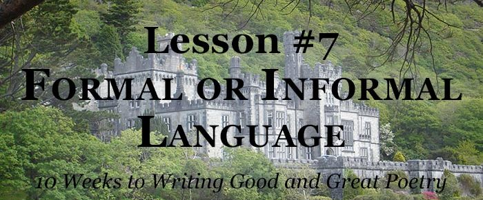 Creating Impressions Through Formal or Informal Language