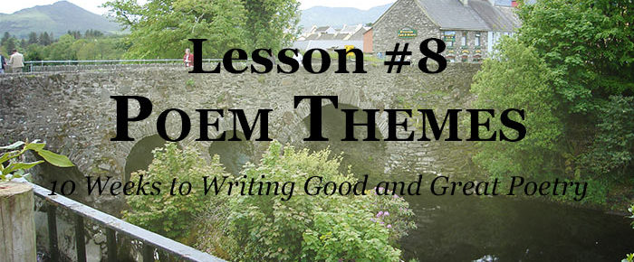 Four Poem Themes and How They Work