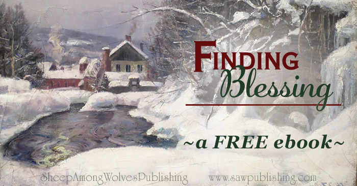 Sheep Among Wolves Publishing is challenging you to find blessing right where you are today, in the midst of your difficulties and obstacles.