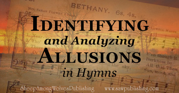 Wondering about that unusual phrase in your favourite hymn? Analyzing hymn allusions reveals a wealth of Biblical truth woven into much religious poetry.