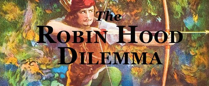 The Robin Hood Dilemma: Recognizing Moral Inconsistencies in Literature