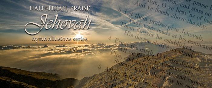 Hallelujah, Praise Jehovah