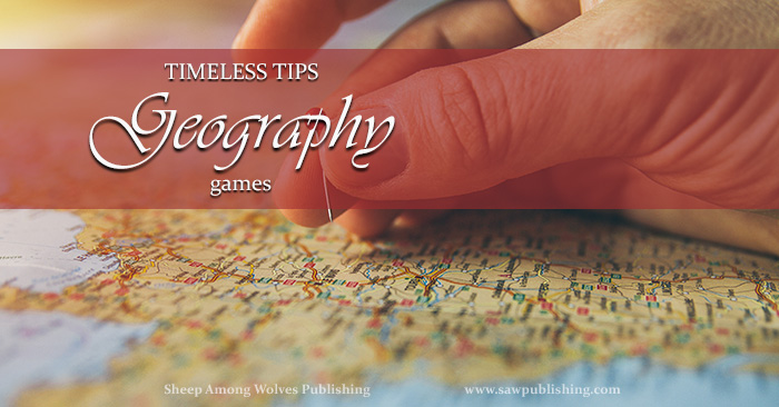 Are you struggling with the futility of review quizzes? Today's Timeless Tip offers a substitute for geography quizzes: geography games.