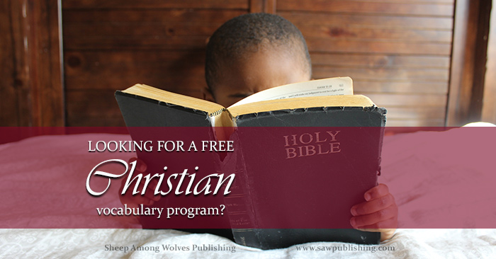 Are you looking for a Christian vocabulary program that will boost your students' vocabulary while introducing them to some of the greatest English literature of all ages?