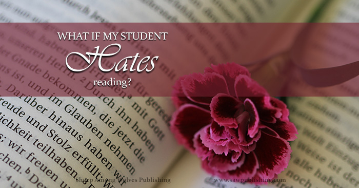 What do I do if my student hates reading? There may be no perfect recipe for getting your child to love reading. But there is a way to make sure they love great books!