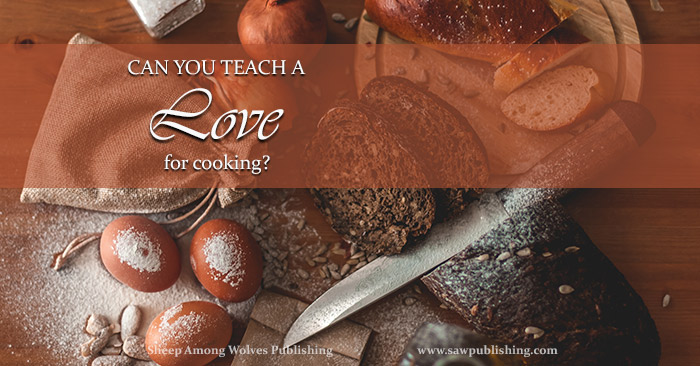 Can you teach a love for cooking? Today's Timeless Tip takes a look at some excellent advice for teaching cooking to girls of all ages.