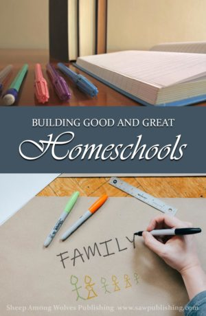 How do you know whether the courses you select will forward your goals as a homeschooling parent? SAW Publishing is passionate about good and great homeschools—and good and great homeschooling curriculum!