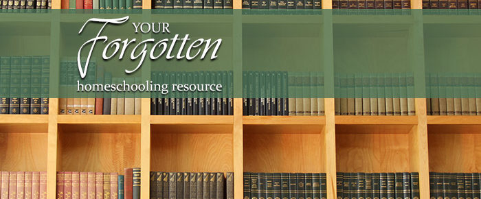 Your Forgotten Homeschooling Resource