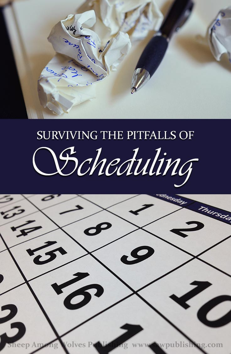 If scheduling brings so many rewards, that why is it so hard to come up with a successful schedule? This post takes a look at some simple principles to help you avoid the pitfalls of scheduling for your homeschool.