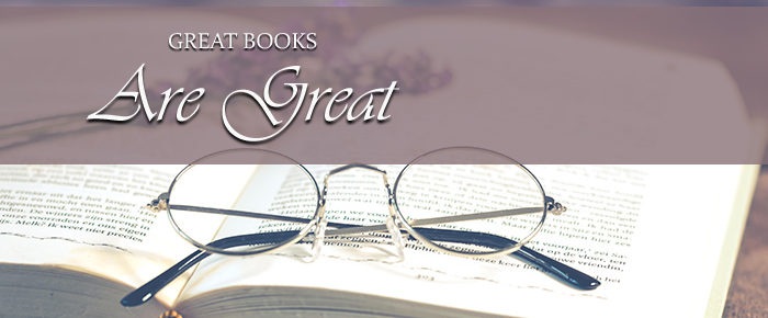 Great Books Are Great!