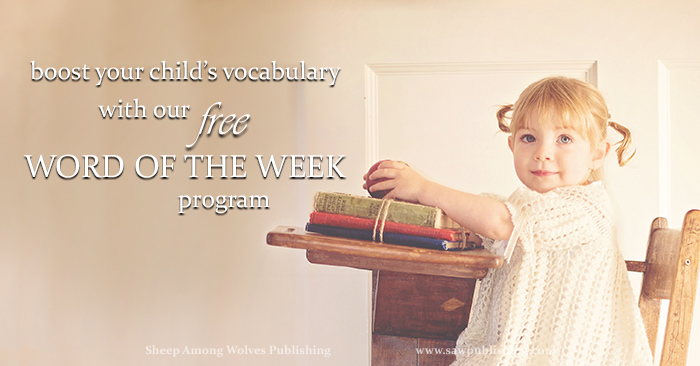 Are you looking for a fun and easy way to stimulate your child's vocabulary? Our FREE Word of the Week (WOW) program is the perfect answer.