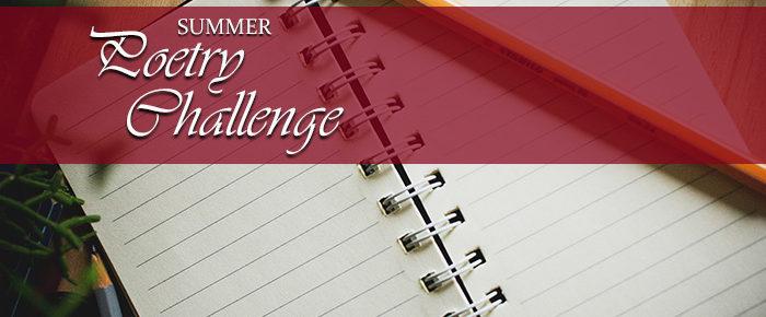 Summer Poetry Challenge