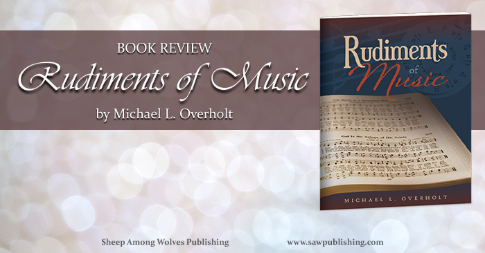 Looking for a book that will teach you the rudiments of music with a view to acapella singing? With frequent examples from well-known hymns, and a clear focus on training singers for the glory of God, Rudiments of Music by Michael L. Overholt is a distinctly Christ-centred approach to musical education.