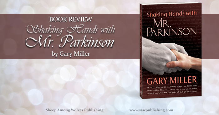 Do you enjoy true stories of struggle, surrender and heavenward focus? Shaking Hands with Mr. Parkinson is the true story of Gary Miller's journey with Parkinson's Disease, and of the heavenward focus that places earthly suffering in its true light—a story that will change your perspective on those with debilitating health challenges.