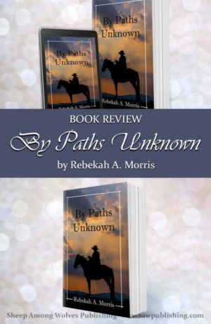 """Have you ever wondered where God is leading you? Have you grappled with why the things God has allowed in your life haven't made sense? By Paths Unknown, by Rebekah Morris, is a story of questions, unknowns and the conviction that God always leads—even if He leads """"by paths unknown."""""""