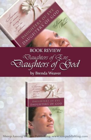 What does the word daughterhood conjure up in your mind? Does it make you tingle all over with delight? Daughters of Eve, Daughters of God is a book that will challenge you to embrace a fuller view of God's fatherhood—and to embark on a journey of learning what it means to be a daughter of the King.