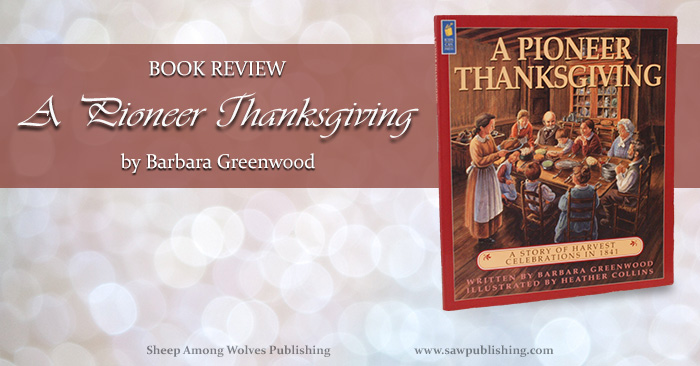 A Pioneer Thanksgiving by Barbara Greenwood has been part of my family's thanksgiving since I was a child. A Pioneer Thanksgiving combines a series of mini-stories, activities, and information blocks, to create an outstanding historical resource.