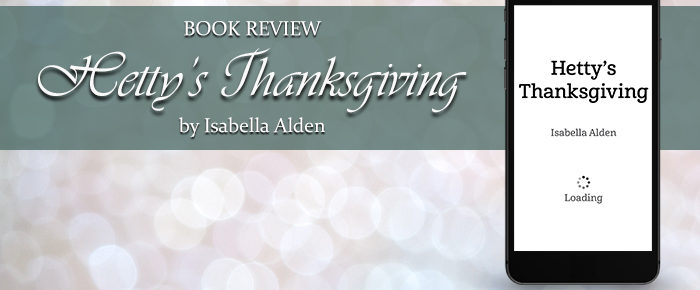 Hetty's Thanksgiving—Book Review