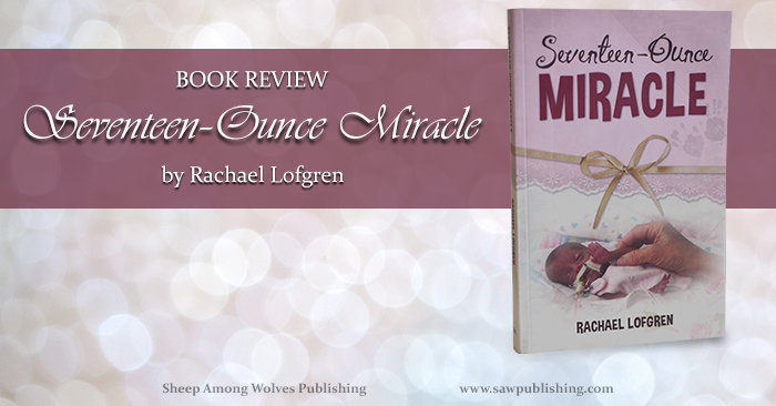 Do you ever wonder whether God really works miracles today in the lives of His people? Seventeen-Ounce Miracle is an inspiring true story of God's protection, provision and answers to prayer—a testimony to a God who really does answer prayer and work miracles on behalf of His children.