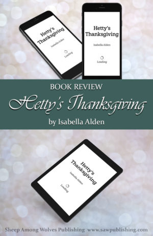 Hetty's thanksgiving doesn't look like it will be a very happy day. But when Aunt Jane banishes Muff out into the snowy street, Hetty's holiday—as well as her future—begins to take an unexpected turn.