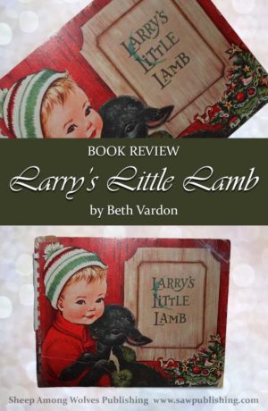 Looking for a good Christmas picture book to read to your kids? Larry's Little Lamb is a delightful vintage holiday story with adorable illustrations that will captivate the heart of any child—or adult, for that matter!