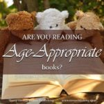 Does age-appropriate reading material really matter? Is reading above your grade level a good thing? Or a bad thing? Or a neutral one?