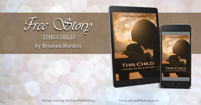 Vanessa and Jared didn't expect anything out of the ordinary that night. Just a cozy evening in their small home—and hopefully a chance to shake off Vanessa's question-raising dream. This Child by Brianna Burden is a beautiful Christmas story of foster care—and redemption.