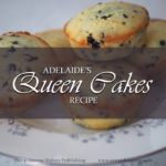 I love drawing on factual details when I'm writing historical fiction. And with today's FREE download, you can try out Adelaide's Queen Cakes recipe right in your own kitchen.