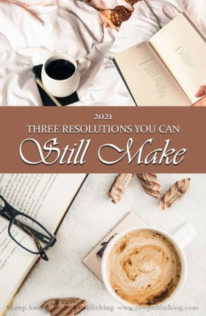 Even when we're facing the unknown, resolutions can be helpful in our spiritual life. Let's take a look at three resolutions you can still make—about the books you choose to read this year.