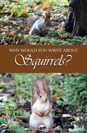 Why Would You Write About Squirrels?