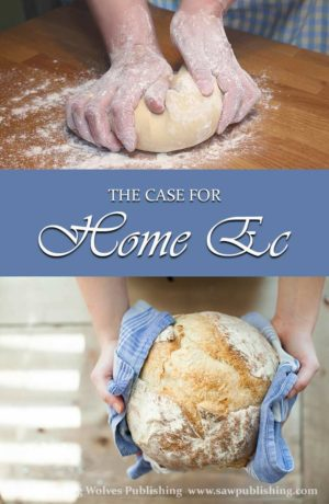 How strong is the case for home ec? After all it's just an elective. Join us as we delve into this far-reaching subject.