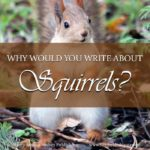 When I completed my first draft, As the Heavens Are Higher did not include Richard's pet squirrel. By the time I sent the final manuscript to print, he starred prominently in the opening scene. Here's the story of how Rufus became part of the novel.