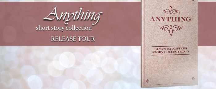 Anything: Short Story Collection Release Tour