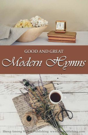 Are modern hymns a paradox? Does the 21st century church even care all that much about hymns anymore? And if they do, is anybody still writing them?