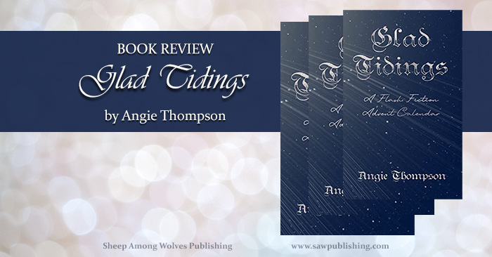 Do you enjoy heartwarming Christmas tales about family, faith and friendship? Filled with sweet, surprise endings and fun little stories of ordinary people, Glad Tidings is a perfect Christmas collection for anyone who loves the spirit of the season.